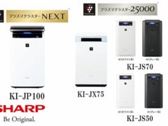 sharp_Humidified air purifier