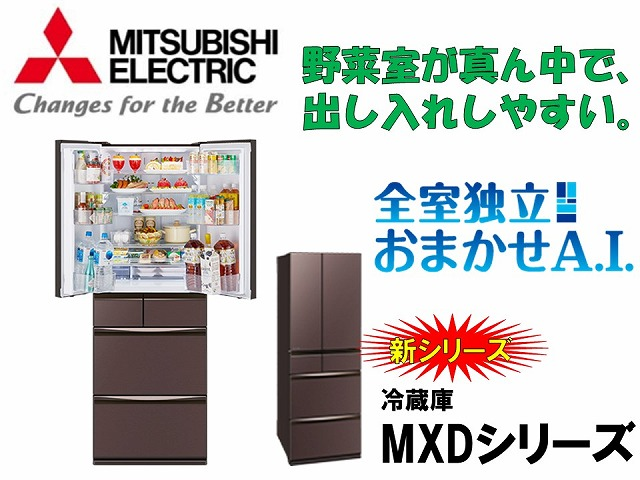 Mitsubishi Electric_MXDseries_2021